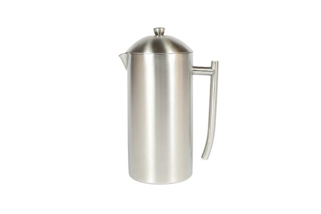 Where to find FRENCH PRESS, STAINLESS BRUSHED - 44OZ in Ventura