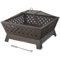 Rental store for FIRE PIT - SQUARE BRONZE 34 in Ventura CA