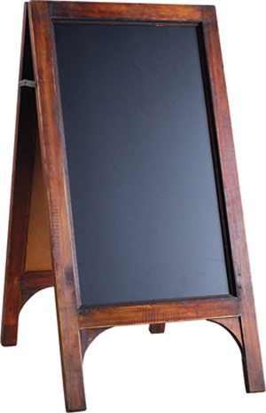 Where to find CHALKBOARD - A FRAMED 19 W X 25 H in Ventura