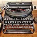 Rental store for VINTAGE REMINGTON TYPEWRITER SMALL in Ventura CA