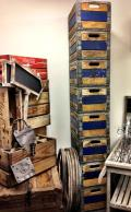 Rental store for VINTAGE WOODEN BOXES, ASSORTED STYLES in Ventura CA