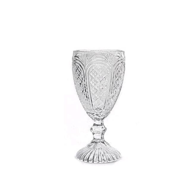 Where to find CAROUSEL GOBLET, CLEAR 11OZ. in Ventura