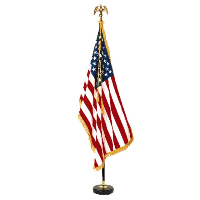 Where to find AMERICAN FLAG W  8  WOOD FLAGPOLE in Ventura