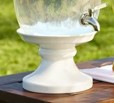 Where to find DRINK STAND, WHITE CERAMIC in Ventura