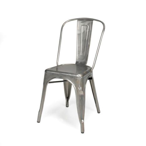 Where to find ELIO CHAIR, LACQUERED GUN METAL FINISH in Ventura