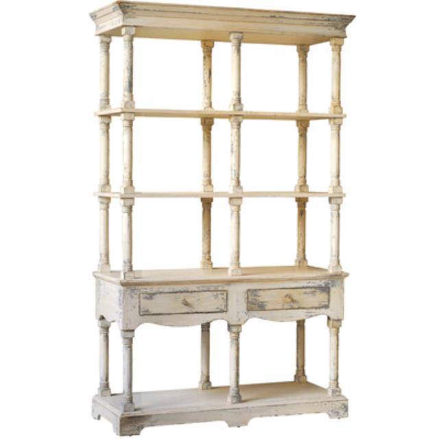 Where to find SHELF - WHITE WASHED WOOD in Ventura