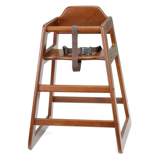 Where to find HIGH CHAIR, WOODEN WALNUT in Ventura