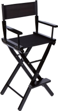 Rental store for DIRECTOR S CHAIR, BLACK in Ventura CA