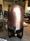 Rental store for COFFEE URN, 100 CUP HAMMERED COPPER in Ventura CA