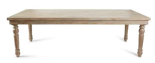 Where to find FARIA FARM 8  WOOD TABLE in Ventura