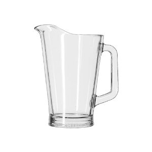 Where to find PITCHER, WATER GLASS  60OZ in Ventura