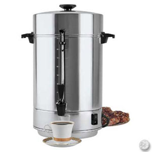 Where to find COFFEE MAKER, 100 CUP in Ventura
