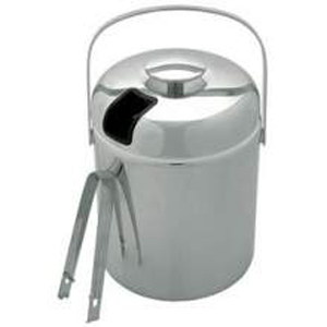 Where to find ICE BUCKET WITH TONGS-CHROME in Ventura